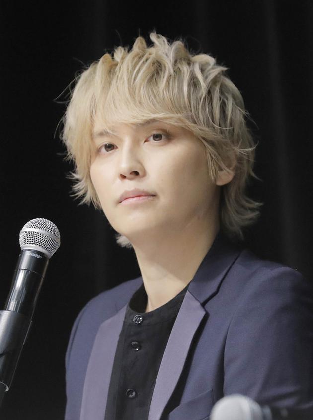 6月23日手越祐也在东京举走记者见面会