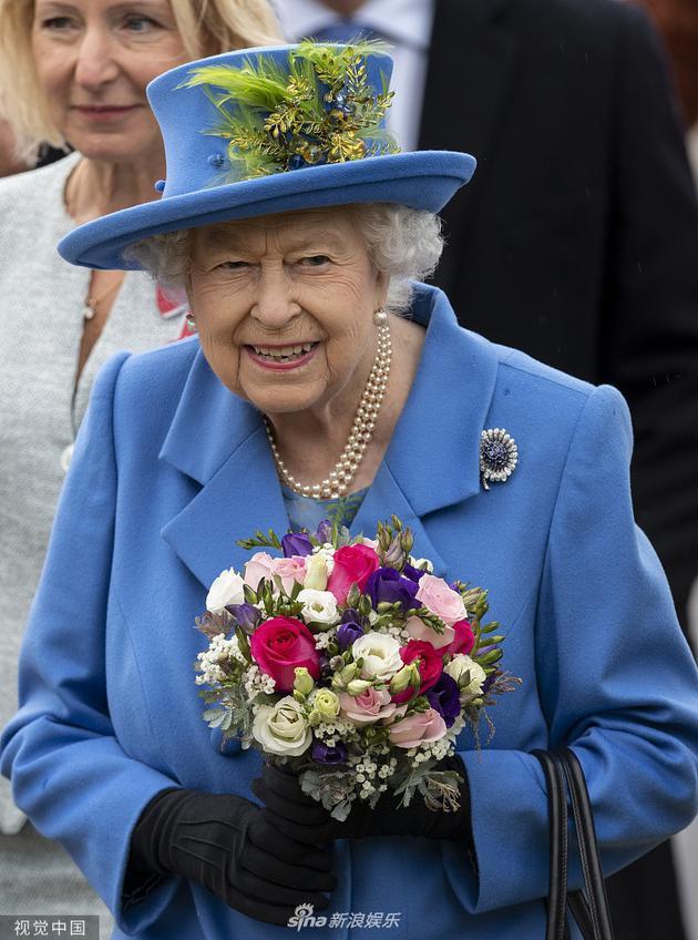 英皇室称女王目前身体健康 最后