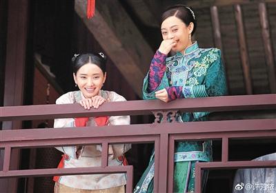 """许芳铱:和宋丹丹学到了很多 希望成为""""剧抛脸"""""""