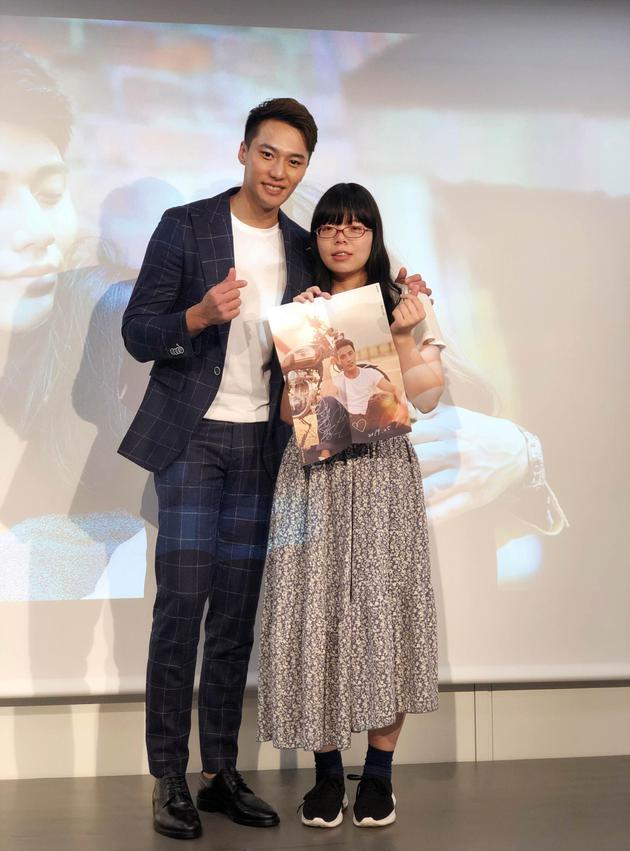 日本粉丝收到张睿家的海报感动到哭