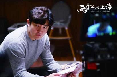上海出品的国内首部8K全流程制作电视剧《两小我的上海》今天在沪杀青。