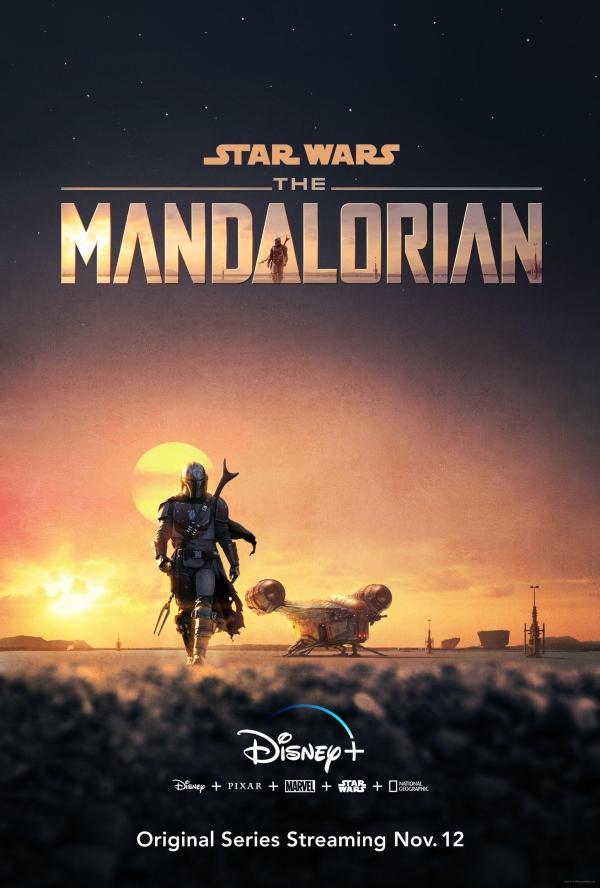 《曼达洛人》海报