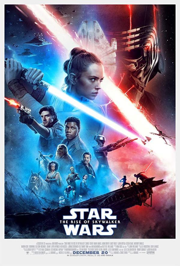 《星战9》海报