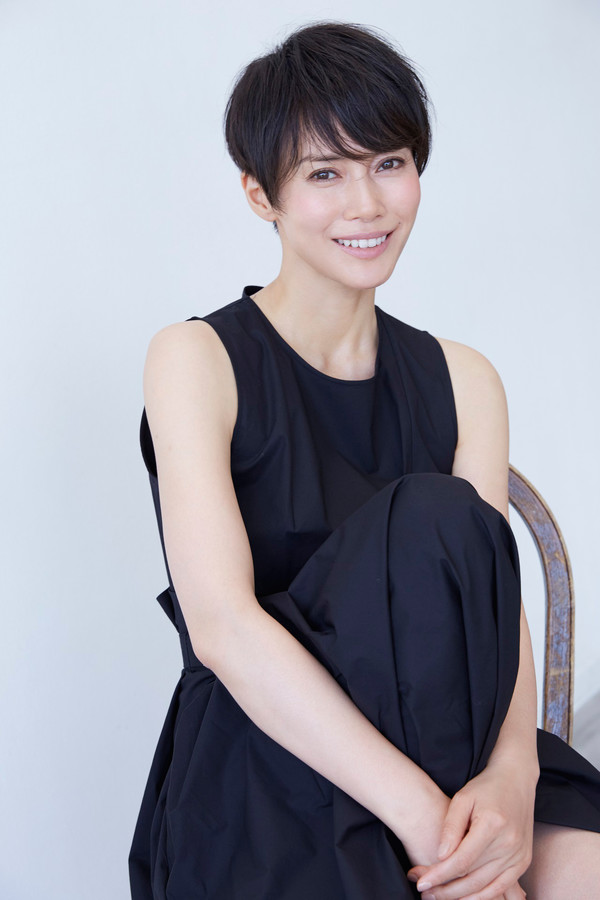 中谷美纪接拍东京台十月日剧《晴 综合商社之女》