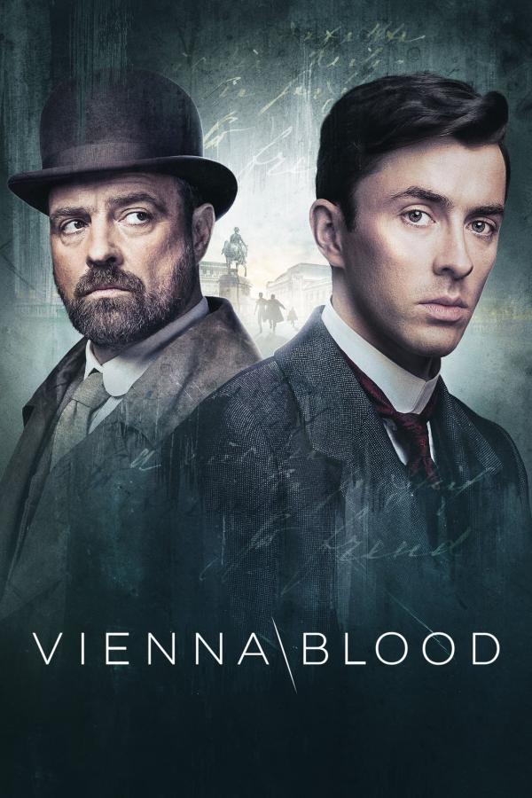 《维也纳血案》海报