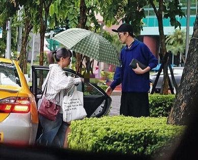 林志炫与老婆