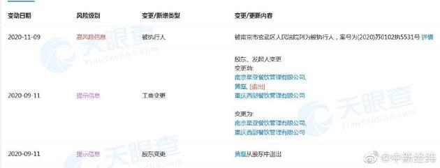 孟非担任董事公司成被执行人 黄磊9月从中退股