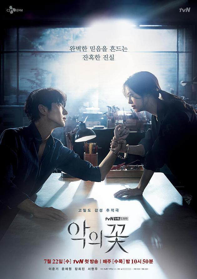 韩剧《凶之花》海报