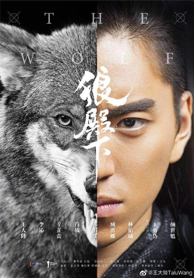 《狼殿下》王大陆