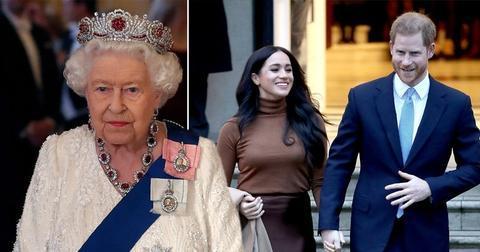女王很生气?哈里单方面宣布放弃王室身份