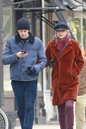 泰勒·斯威夫特与男友