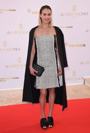 法国女星Sand Van Roy。