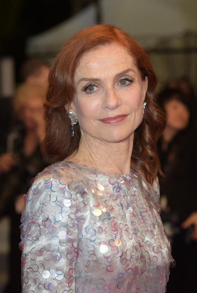 法国演员伊莎贝尔·于佩尔