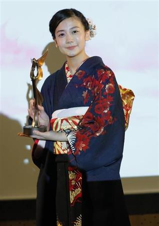 千眼美子参添第17届摩纳哥国际电影节获奖