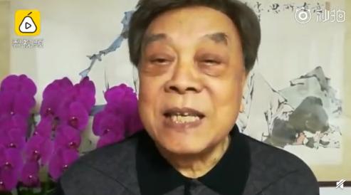 趙忠祥否認收費合影:隻要核實一例 我賠百倍的錢