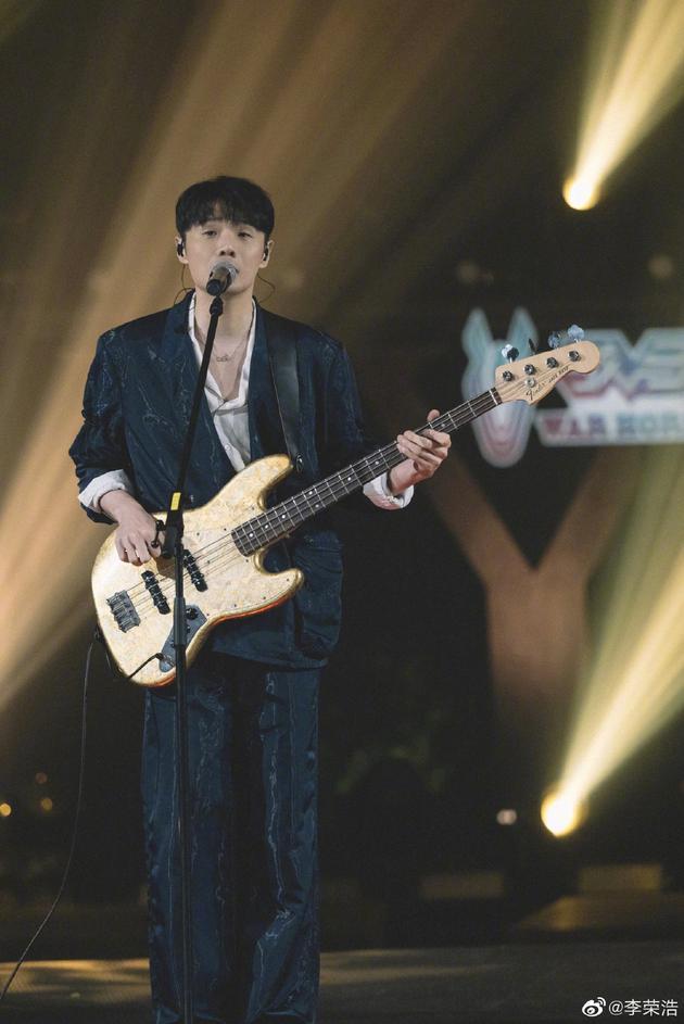 李荣浩回应吉他solo:我一直以来都是一个吉他手