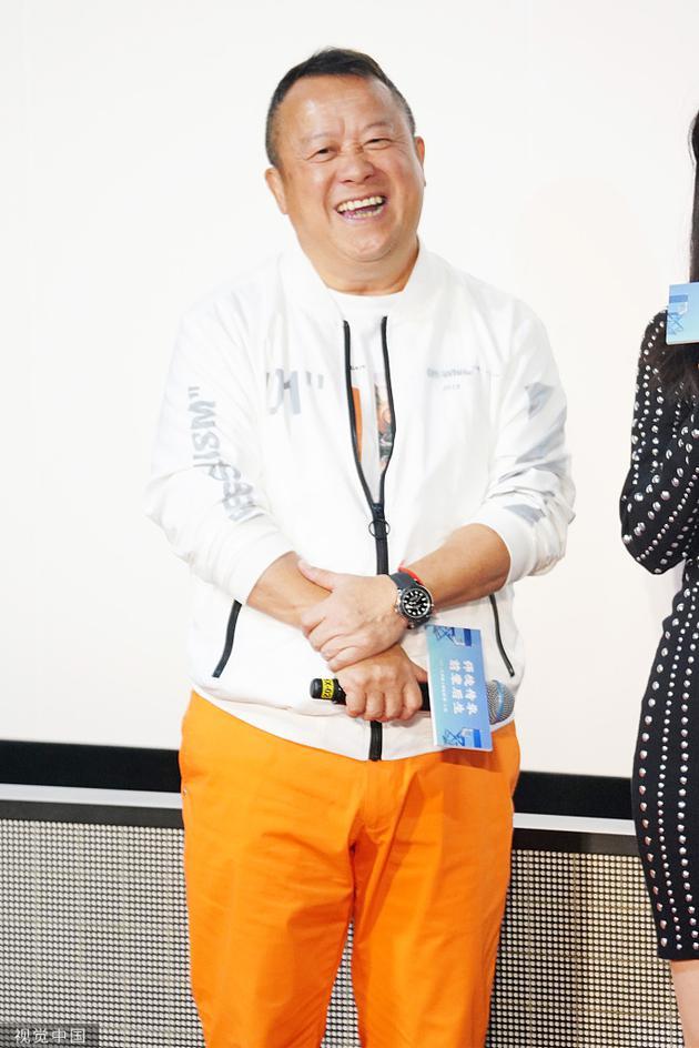 曾志伟在香港主题电影展