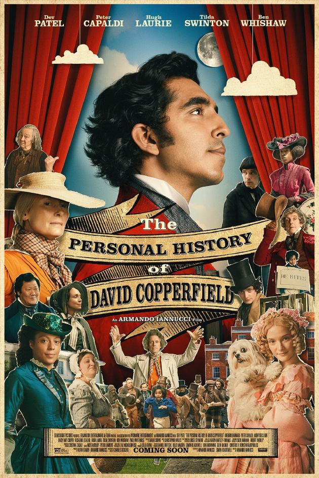 《大卫・科波菲尔的个人史》
