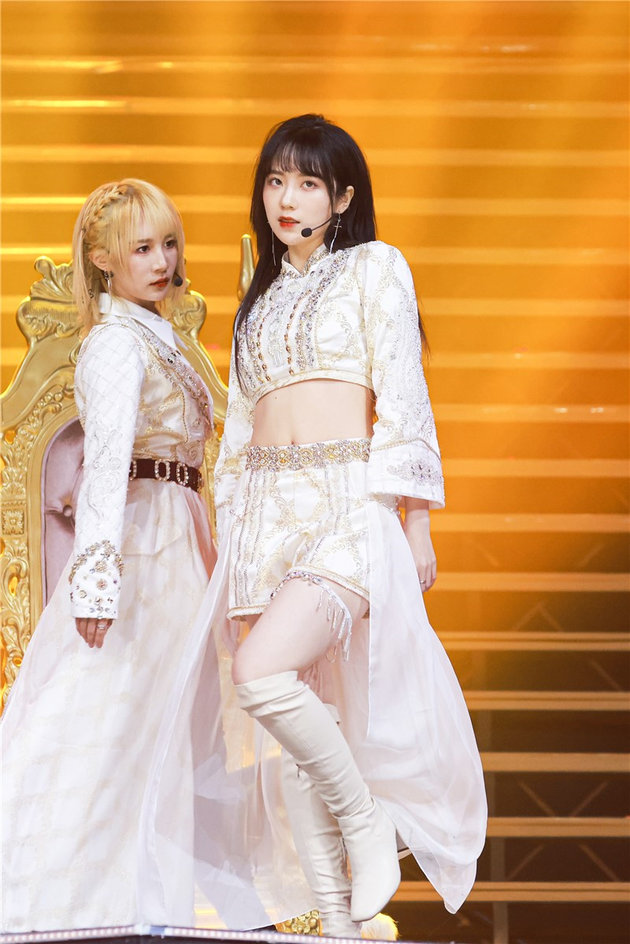 SNH48第七届金曲大赏落幕 陈珂郑丹妮斩获第一