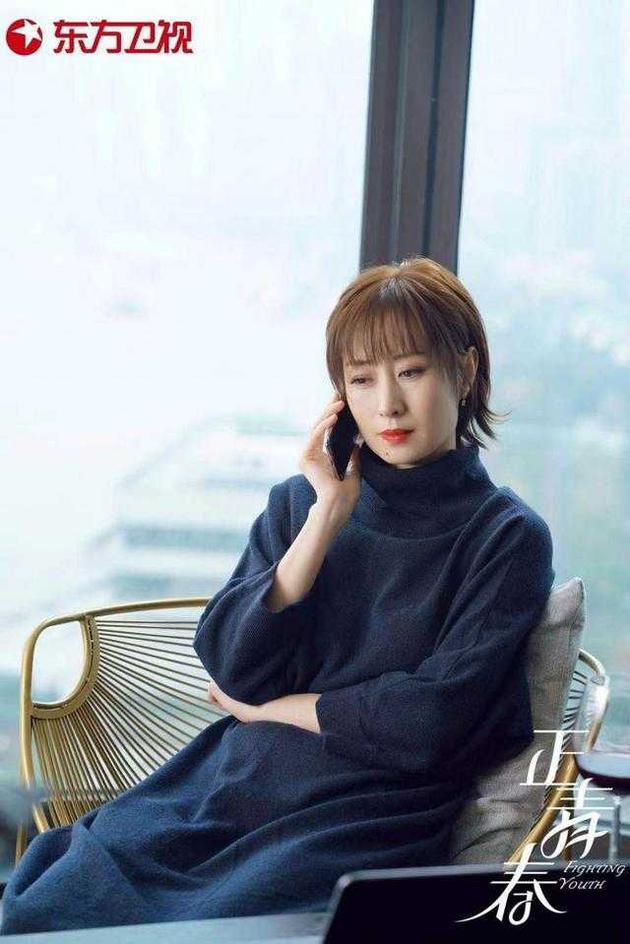 刘敏涛:任何时候都是演员的黄金年龄
