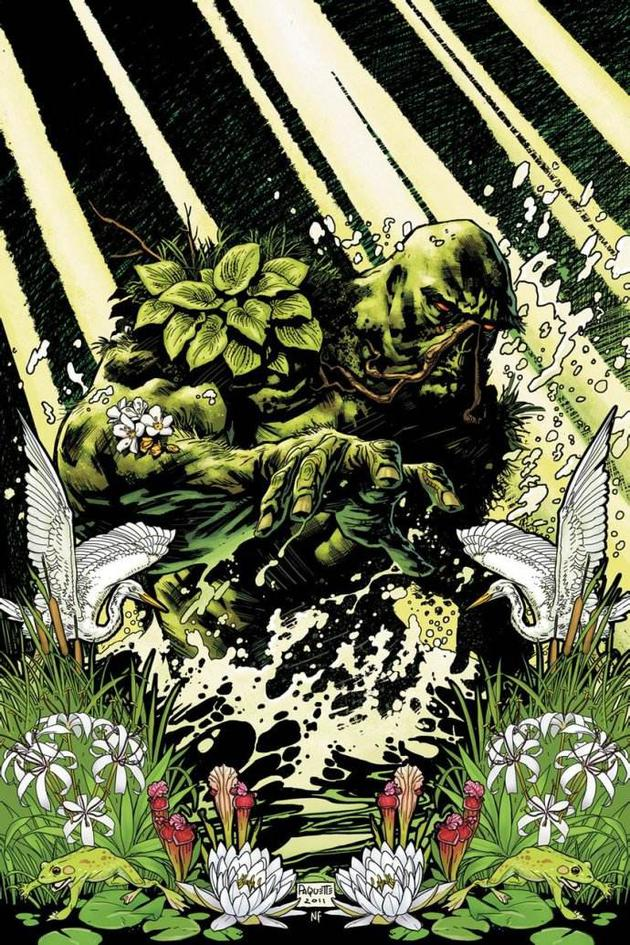 《沼泽怪物》 图源:网络