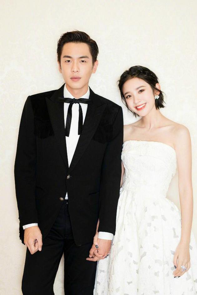 张若昀唐艺昕将结婚