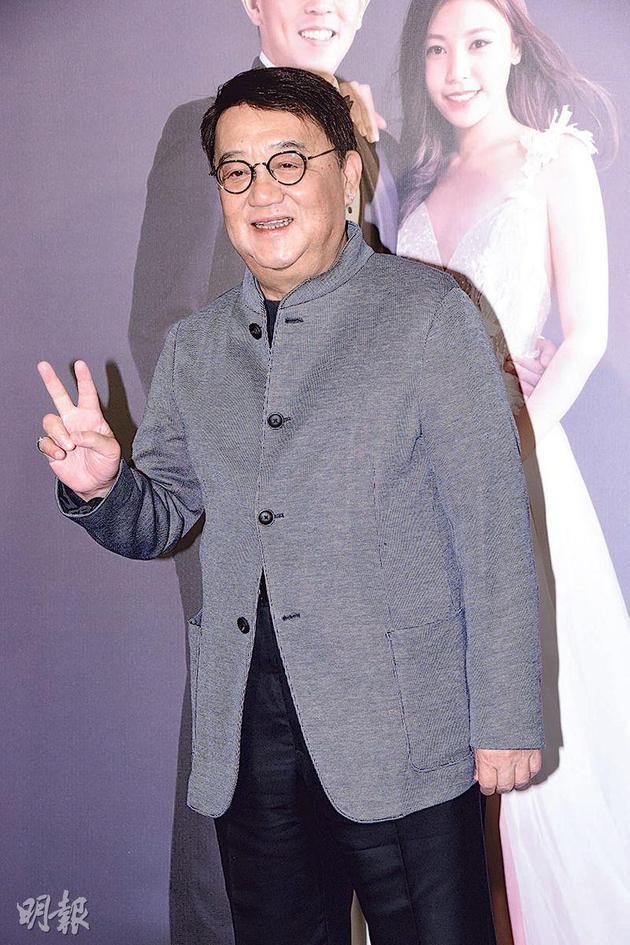 传病重入院的黎小田曾回传媒表示休养中。