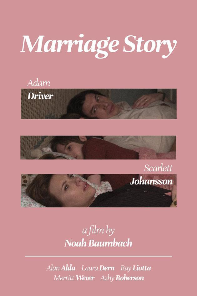 奈飞出品电影仅《婚姻故事》获得最佳女配角,大热门《爱尔兰人》颗粒无收。