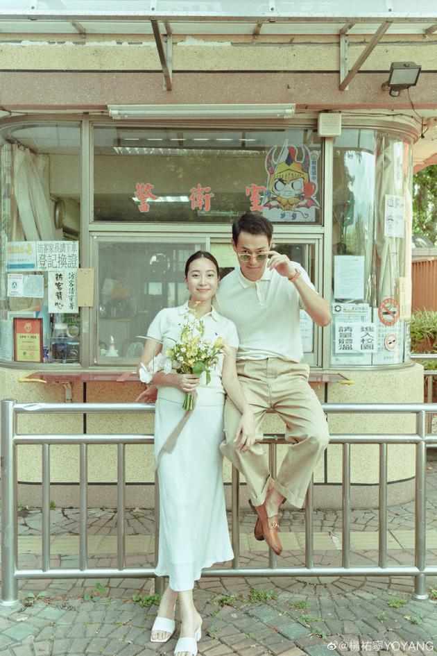 杨�v宁和妻子