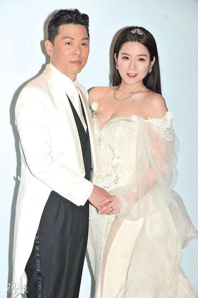 35岁苟芸慧嫁富三代陆汉洋 透露要为老公生四个