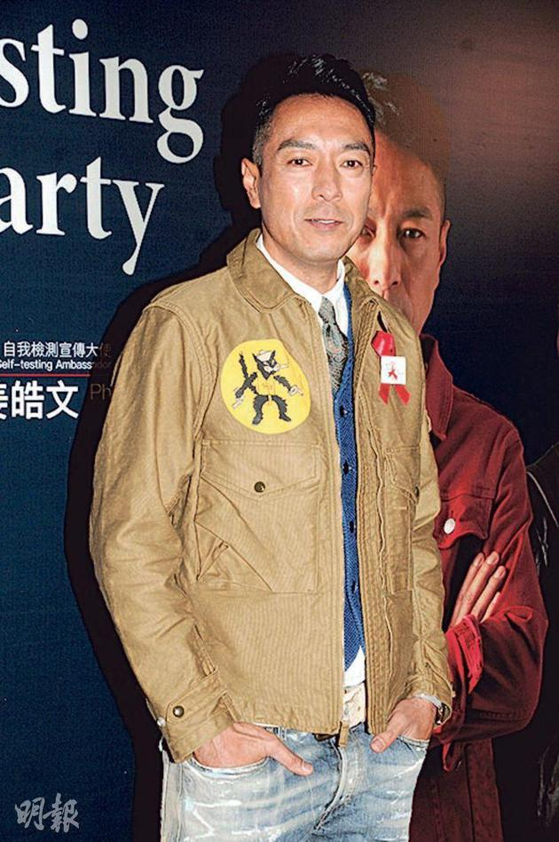 姜皓文說完成工作就會放假。