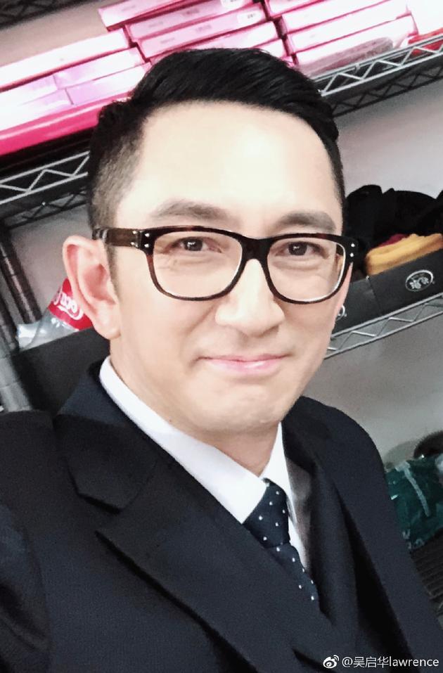 吴启华就爆料内地女演员给房号道