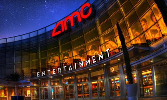 美国最大院线AMC宣布7月重新开放全球影院