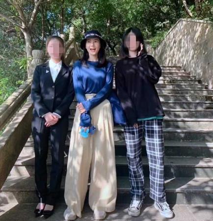 网友普陀山偶遇高圆圆 零修图真实照曝光超惊艳