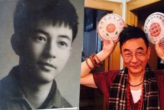 陈赫父亲旧照