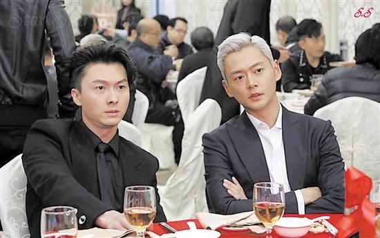 王浩信与张振朗再度合作