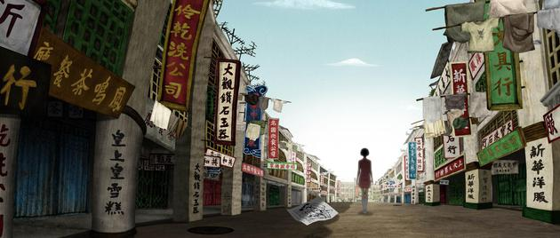 《继园台7号》是首部竞夺金狮奖的华语动画电影