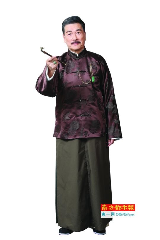 刘江饰演的谷爷是全村的话事人,为人贪财、阴险