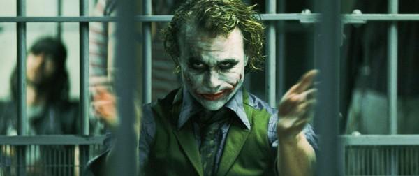 希斯莱杰塑造的小丑形象深植人心