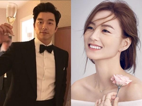 孔刘被爆和郑有美要结婚。