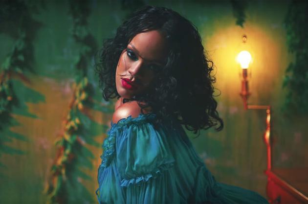 蕾哈娜将献唱格莱美 DJ Khaled布莱森-蒂勒助阵