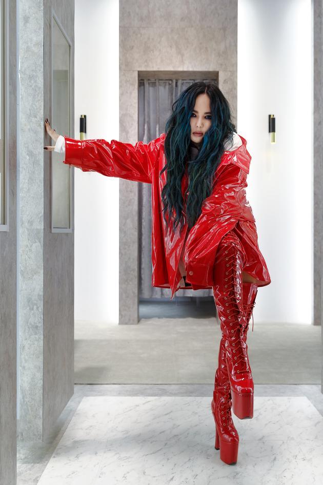 张惠妹终于要唱回台北