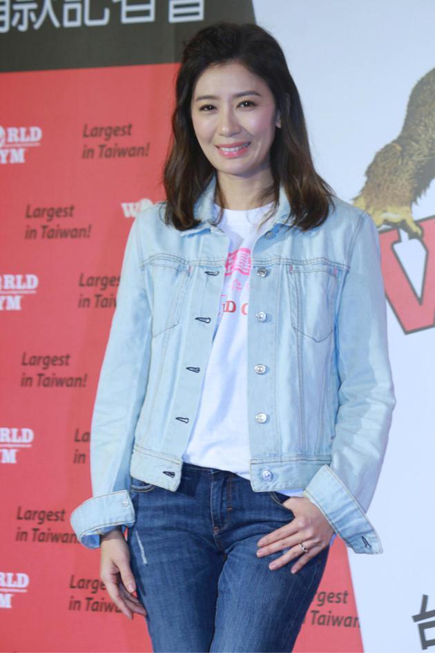 賈靜雯出席公益記者會