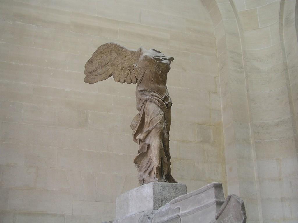 萨莫色雷斯胜利女神雕像