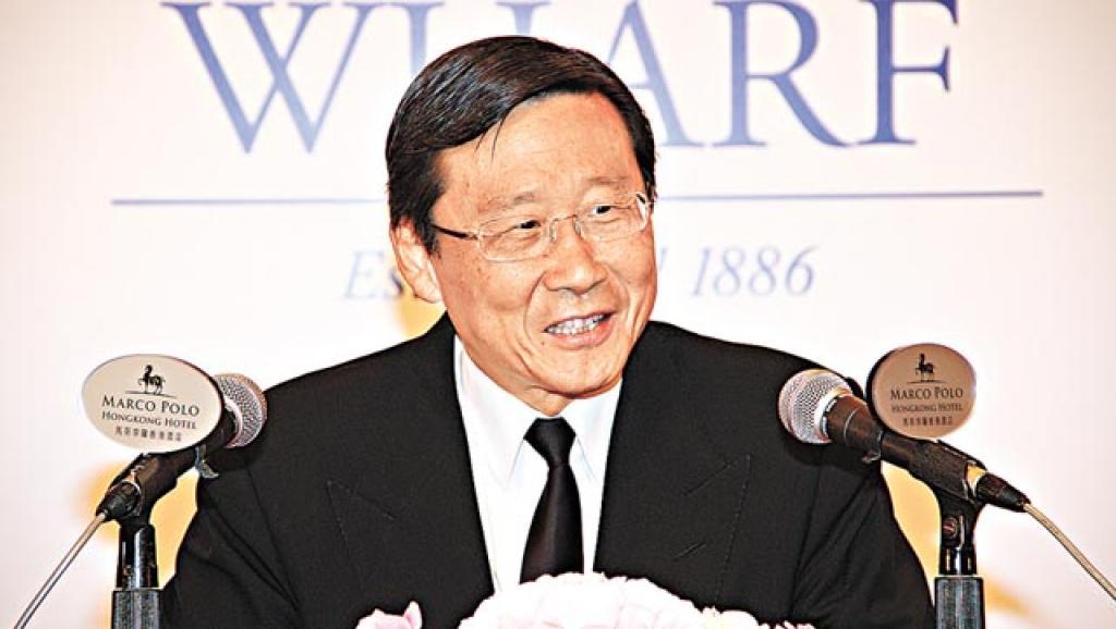 连卡佛老板吴光正去年身价108亿美元,排名第七