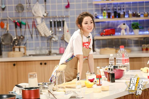 蔡卓妍钟欣潼清新装扮亮相美食节目 休闲娱乐 第5张