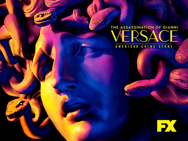 《The Assassination of Gianni Versace》宣传海报