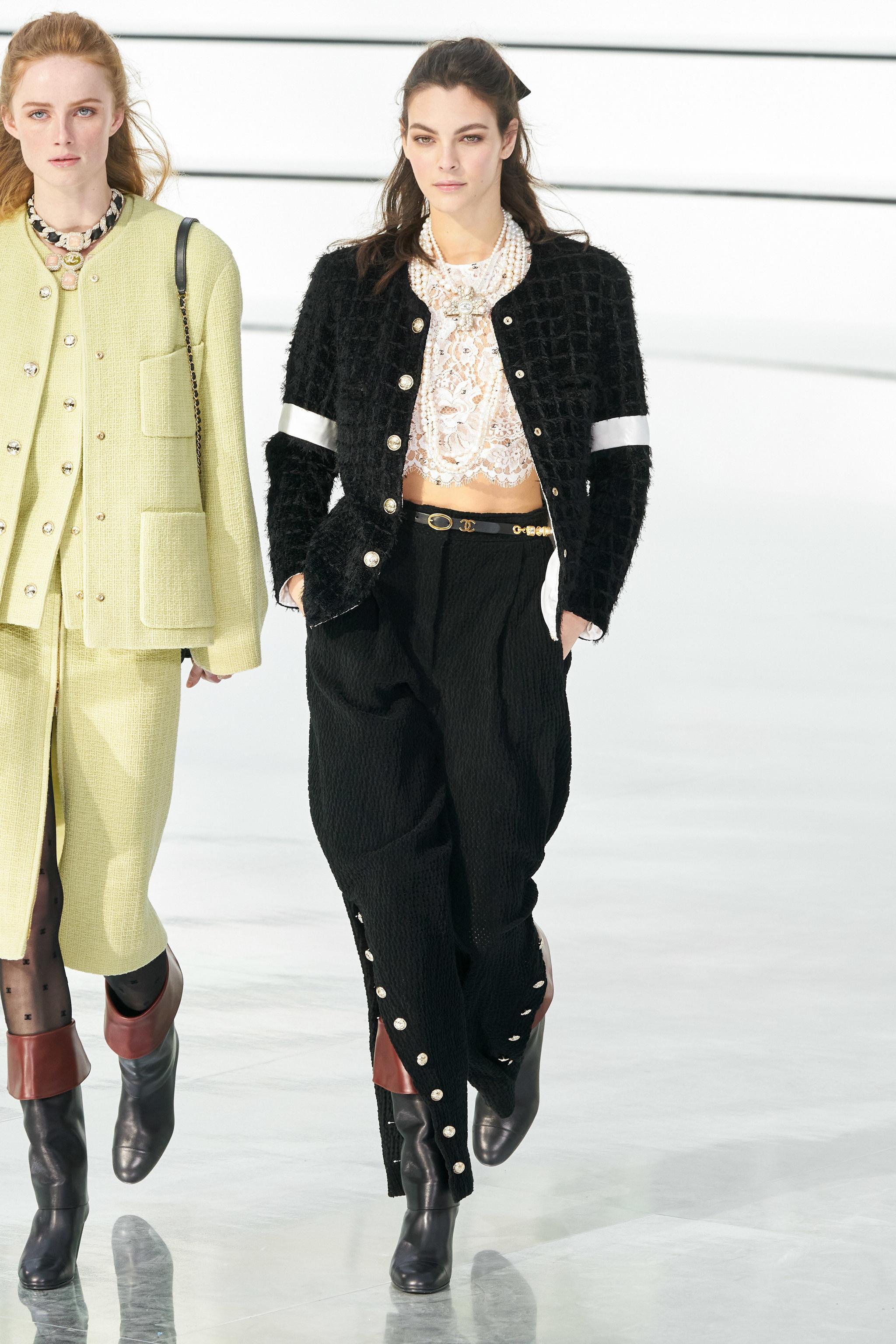 Chanel 2020秋冬秀