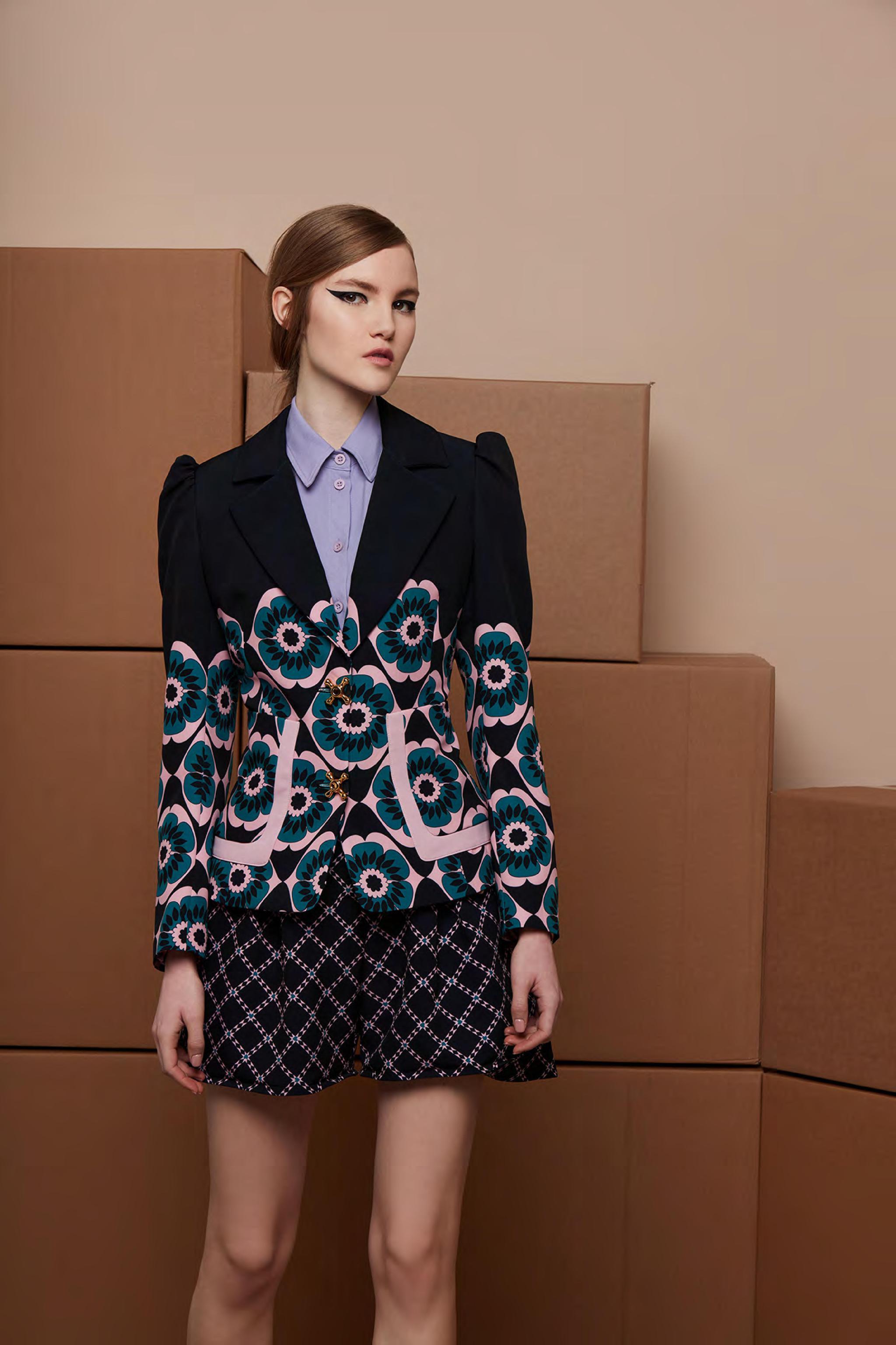 独立自由,充满可能 MAGshowroom名家陈列室甄选欧洲高端时装品牌2020秋冬系列