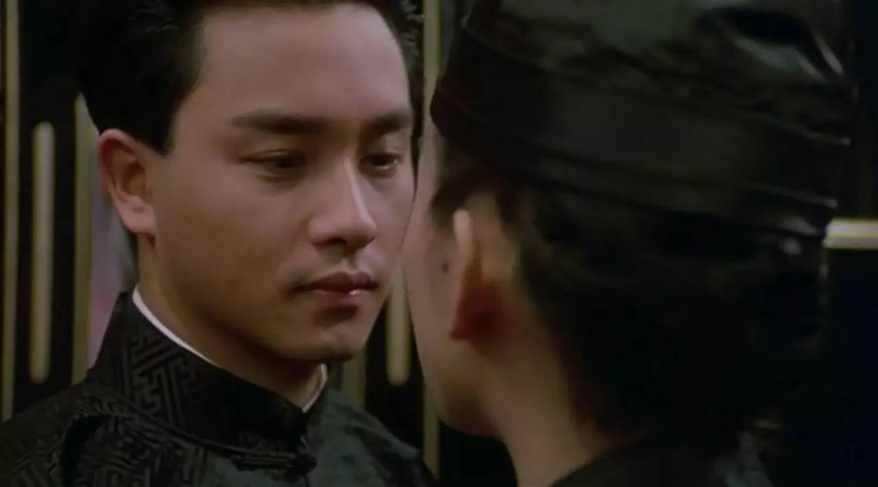 《胭脂扣》张国荣饰演陈振邦